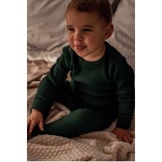 Groene pyjama - Olive