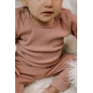 Oudroze pyjama - Blush