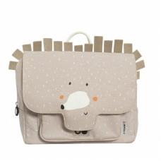 Boekentas egel - Mr. Hedgehog [backtoschool]