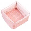 Verzorgingsmandje pebble pink motief (Geboortelijst Nova L.)