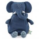 Knuffel olifant - Mrs. Elephant