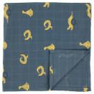 Set van 3 tetradoeken met otters