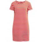 Rood - wit gestreept kleedje -Vitinny new