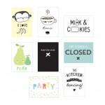 Posterbox sheets -  kitchen