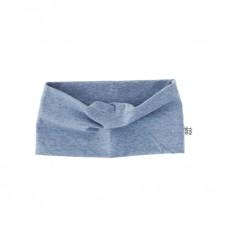 Jeanskleurige kraagsjaal / infinity scarf denim