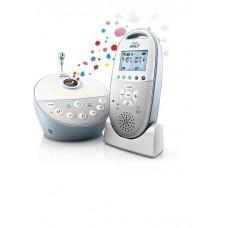 Avent dect babyfoon met nachtlampje en sterrenprojectie (incl. 0,05 € recupel)