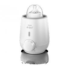 Elektrische fles- en babyvoedingsverwarmer Avent (incl. 0,05 € recupel)