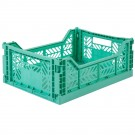Kratje mint midi - folding crate