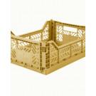 Kratje gold midi - folding crate