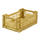 Kratje gold small - folding crate