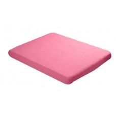 Roze hoeslaken wiegje