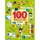 100 spelletjes over voetbal