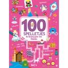 100 spelletjes over prinsessen en feeën