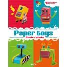Papieren robots vouwen