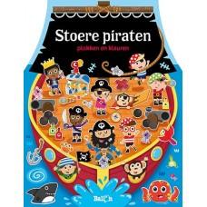 Huisjesreeks - Stoere piraten