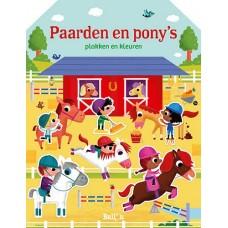 Huisjesreeks - Paarden en pony's