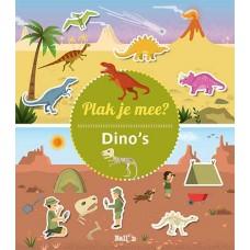 Plak je mee - Dinosaurussen