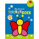Mijn allereerste stickerboek - vlinder