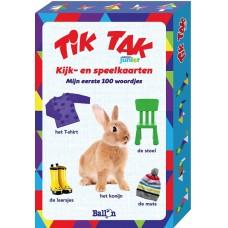 Tik Tak - Kijk- en speelkaarten