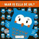 Zoek en voel- Waar is Ella de pinguïn?