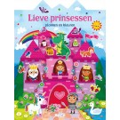 Plakken en kleuren - Lieve prinsessen