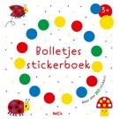 Bolletjes stickerboek lieveheersbeestje