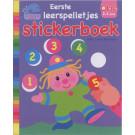 Eerste leerspelletjes - stickerboek