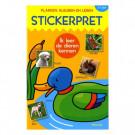 Stickerpret - ik leer de dieren kennen