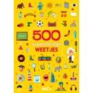 500 waanzinnige weetjes