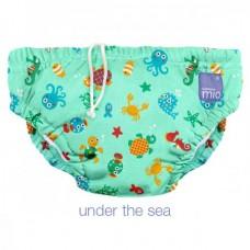 Zwemluier onderwaterwereld