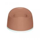Roestbruin plaspotje - Copper