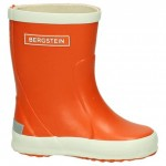 Bergstein rainboots new orange -  Oranje rubberen regenlaarzen