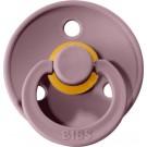 Paarsroze BIBS latex fopspeen 0-6m - heather 37