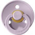 Lichtpaarse BIBS latex fopspeen 0-6 m - Dusty lilac 36