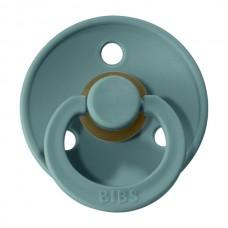 Groenblauwe BIBS latex fopspeen 18 m+ - island sea 15