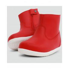 Rode waterproof step up laarsjes - Su paddington waterproof boot red (stapelkorting)
