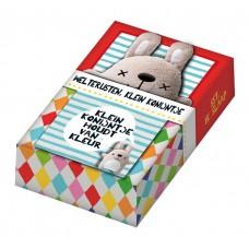 Welterusten, klein konijntje - boekje + slaapknuffel