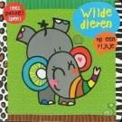 Puzzelboek - de wilde dieren (Geboortelijst Eli V.)
