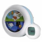 Muntgroene slaapwekker kidsleep moon : all in 1 (incl. 0,05 € recupel) (Geboortelijst Seppe V.H.)
