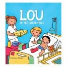 Lou in het ziekenhuis