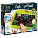 Magisch fluoriserend tekenbord
