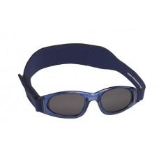 Donkerblauwe kinderzonnebril  : 2-5 jaar