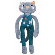 Elastoc de acrobatische kat