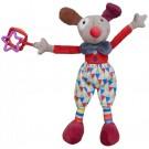 Alfred de acrobatische clown
