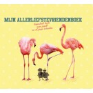 Mijn allerliefste vriendenboek - flamingo's