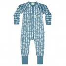 Layers winter onesie/ pyjama met print - arrows - 2.5 tog - 3 jaar