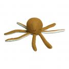 Rammelaarknuffel - rattle ochre/beach grass