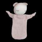 Cuddle doll mauve
