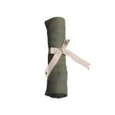 Olijfkleurige tetradoek - olive green