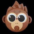 Rookmelder Gustaf de aap